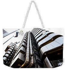 Lloyds Building London  Weekender Tote Bag