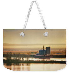 Loading Grain Weekender Tote Bag by Albert Seger