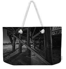 Loathing Within The Shadows Weekender Tote Bag by Robert Och