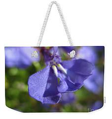 Lobelia Weekender Tote Bag by Martin Howard