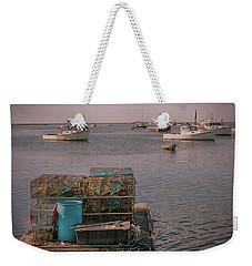 Lobstar Pot Float Weekender Tote Bag