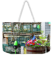 Lobster Cages Weekender Tote Bag
