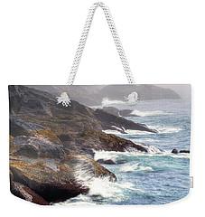 Lobster Cove Weekender Tote Bag by Tom Cameron