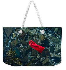 Lobster Glove Weekender Tote Bag