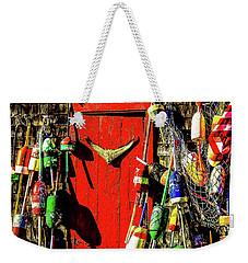 Lobster Hut Weekender Tote Bag