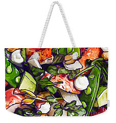 Lobster-salad2 Weekender Tote Bag