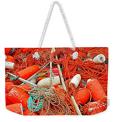 Lobster Season Weekender Tote Bag
