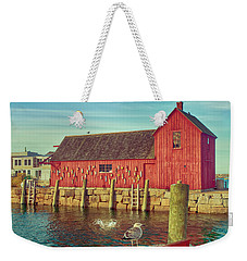 Lobster Shack Weekender Tote Bag