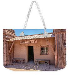 Local Sheriff Tucson Weekender Tote Bag