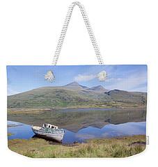 Loch Beg Reflections Weekender Tote Bag