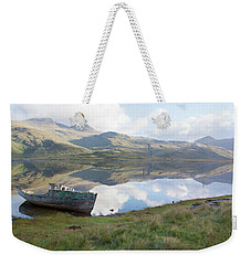 Loch Beg Reflects Weekender Tote Bag