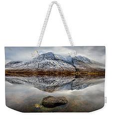 Loch Etive Reflection Weekender Tote Bag