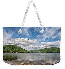 Loch Fyne In Scotland Weekender Tote Bag