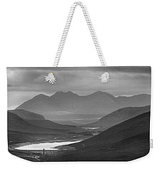 Loch Glascarnoch And An Teallach Weekender Tote Bag