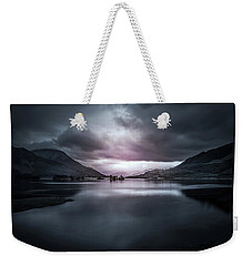 Weekender Tote Bag featuring the photograph Loch Leven by Ryan Photography