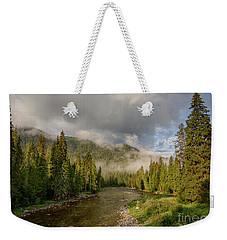 Lochsa Mists Weekender Tote Bag