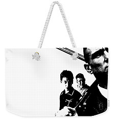 Lock, Stock And Two Smoking Barrels Weekender Tote Bag