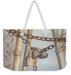 Locks Weekender Tote Bag