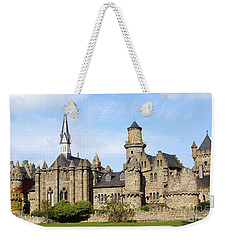 Loewenburg - Lionscastle Near Kassel, Germany Weekender Tote Bag