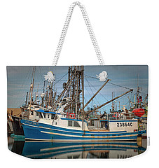 Weekender Tote Bag featuring the photograph Lofoten 2 by Randy Hall