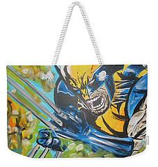 Logan Time Weekender Tote Bag