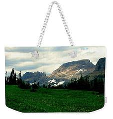 Logan's Pass Weekender Tote Bag