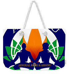 Logo Of Ahonu.com Weekender Tote Bag