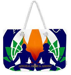 Logo Of Ahonu.com Weekender Tote Bag