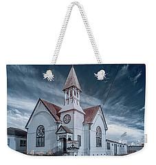 Loleta Church Weekender Tote Bag by Greg Nyquist