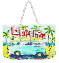 Lollapalooza Weekender Tote Bag