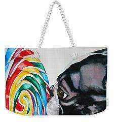 Lolli Pup Weekender Tote Bag