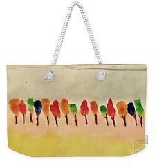Lollipop Trees Weekender Tote Bag