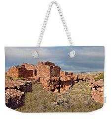 Lomaki Pueblo Ruins Weekender Tote Bag