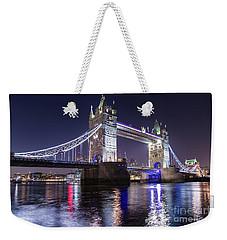 London # 21 Weekender Tote Bag by Mariusz Czajkowski