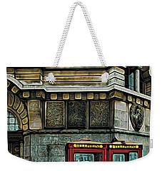 London 25 Weekender Tote Bag