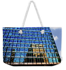 London Bankside Architecture 2 Weekender Tote Bag by Judi Saunders