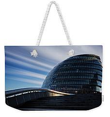 London City Hall Weekender Tote Bag