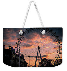 London Eye #1 Weekender Tote Bag