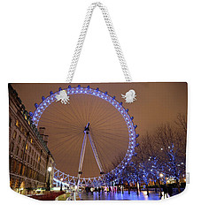 Big Wheel Weekender Tote Bag