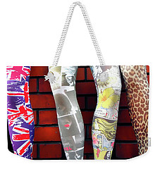 London Legs Weekender Tote Bag