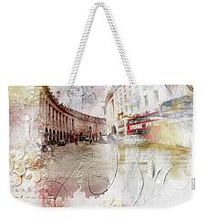 London Regency Weekender Tote Bag