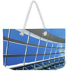 London Sky Garden Architecture 3 Weekender Tote Bag by Judi Saunders