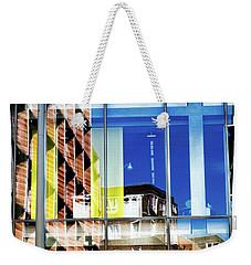 London Southwark Architecture 2 Weekender Tote Bag by Judi Saunders