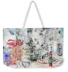 London Study Weekender Tote Bag