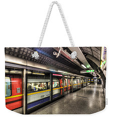 London Underground Weekender Tote Bag