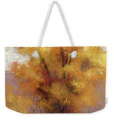 Lone Cottonwood Weekender Tote Bag