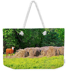 Lone Cow Guard, Smith Mountain Lake Weekender Tote Bag