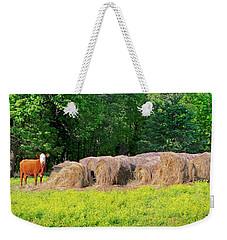 Lone Cow Guard, Smith Mountain Lake Weekender Tote Bag