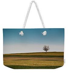 Lone Hawthorn Tree II Weekender Tote Bag
