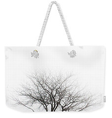 Lone Reflection Weekender Tote Bag